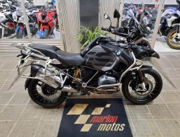 R 1200 GS Adventure Triple Black