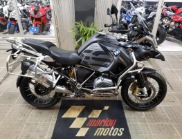 R 1200 GS Adventure Exclusive triple black